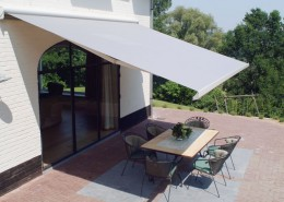 Folding Arm Awnings - BX260