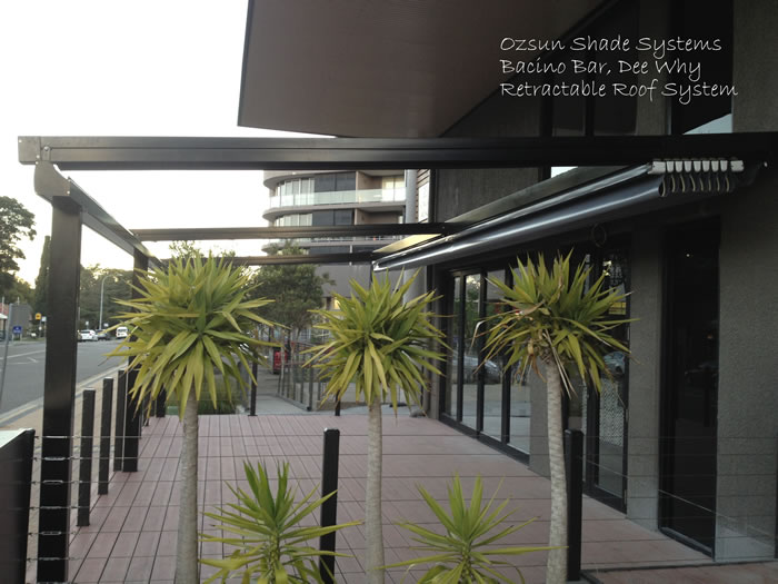 Gallery Outdoor Products Ozsun Shade Systems