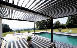 Louvered Roofs Ozsun Shade Systems Sydney Awnings