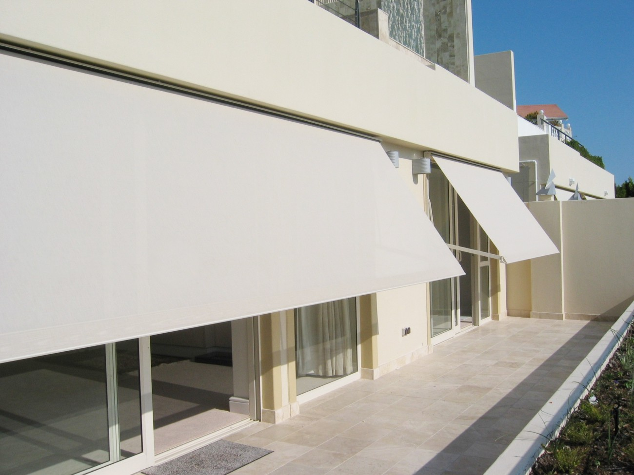 Pivot Arm Awnings Northern Beaches