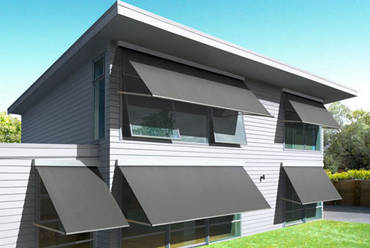 Exceptional ... Pivot Arm Awning Sydney Northern  Beaches