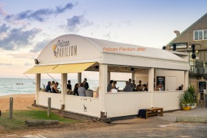 COLLAROY HOTEL - PELICAN PAVILION AFTER RENOVATION
