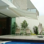 Folding Arm Awnings - Ozsun Shade Systems