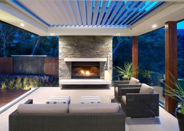 large-louvered-roof Ozsun Shade Systems Sydney