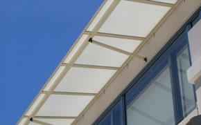 fixed Awning -Outdoor Products - OzSun Shade Systems - Sydney