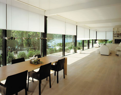ozsun shade systems-Sydney-roller blinds