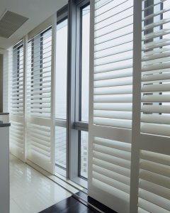 ozsun shade systems-Sydney-Sliding Shutters