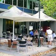 commercial umbrellas - Ozsun Sunshade Systems