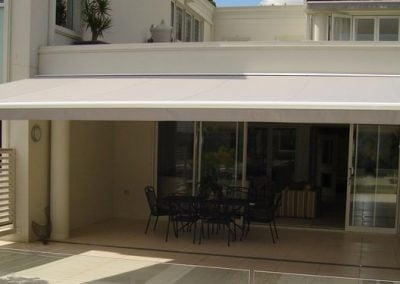 Folding Arm Awnings at St Ives