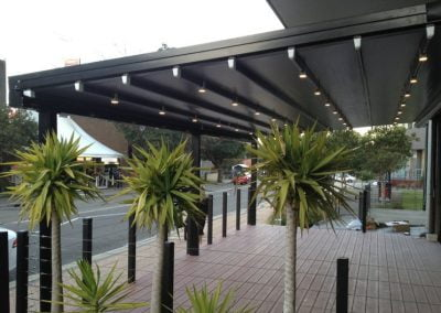 Retractable Roof System at Dee Why