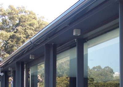 Folding Arm Awnings at Cammeray