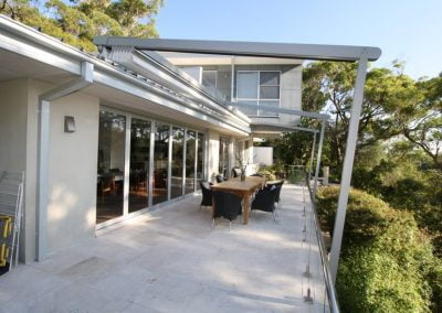 Retractable Roof System at Wahroonga
